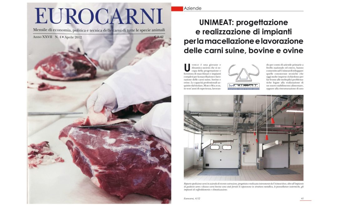 MONTHLY EUROCARNE 2012