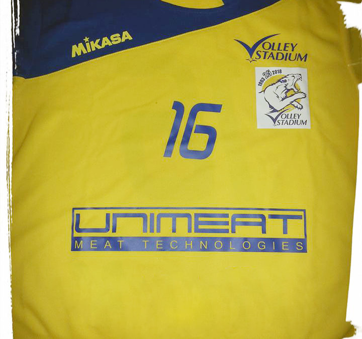 UNIMEAT – OFFICIAL SPONSOR VOLLEY STADIUM